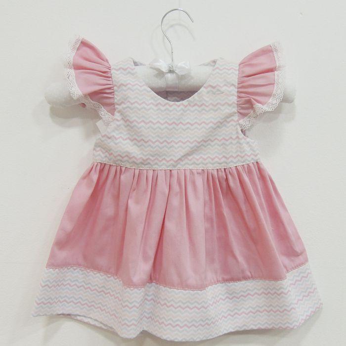 Vestido Aninha   - Gatinhando Quarto dos Sonhos