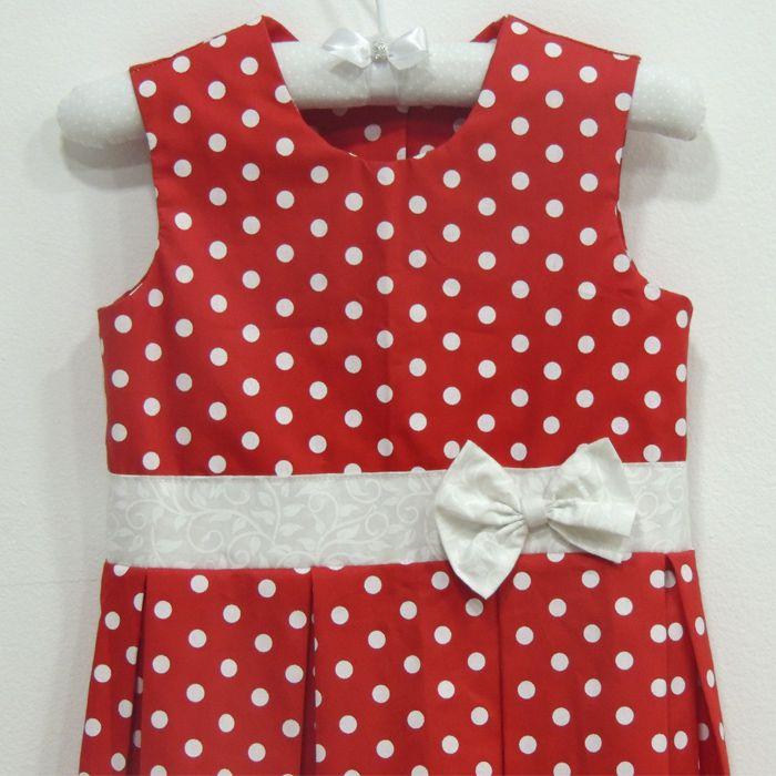 Vestido Clara   - Gatinhando Quarto dos Sonhos