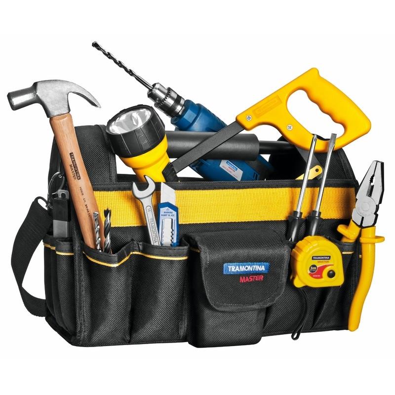 Bolsa com ferramentas 220v 43410/037 TRAMONTINA