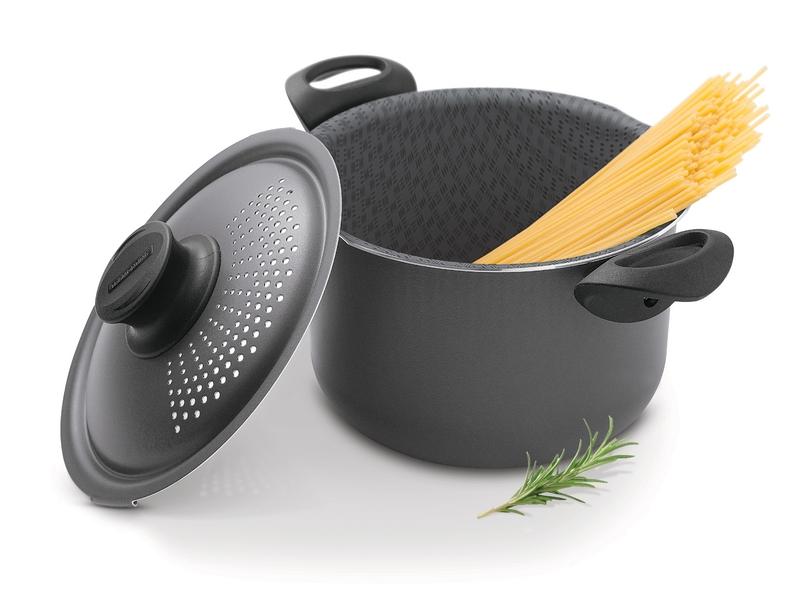 Espagueteira 7,5L 24cm Preta 20535/624 Tramontina
