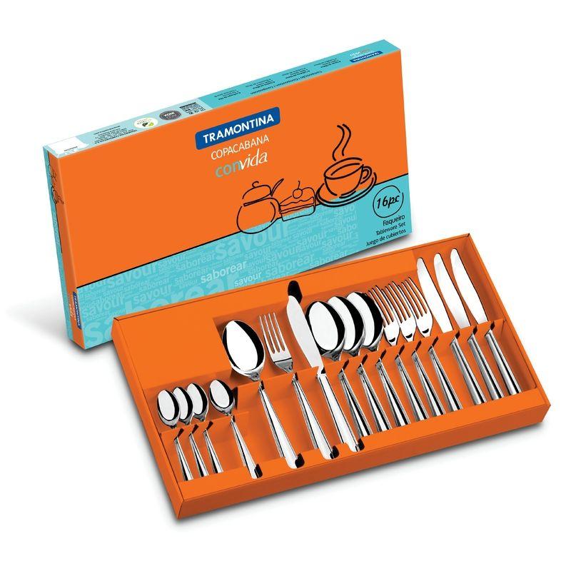 Faqueiro 16 peças 66901/360 Tramontina