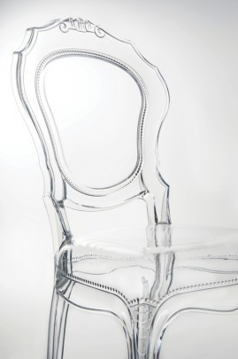 Cadeira Belle Epoque Translúcida Summa 92056/011 Tramontina