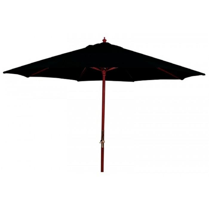 Ombrelone de 3,5 metros Cor Verde c/proteção UV Tramontina 10999/055