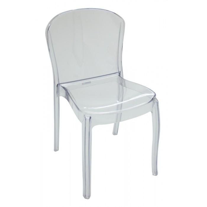 Cadeira Anna Translúcida Summa Tramontina 92033/011