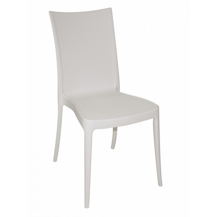 Cadeira Laura Ratan Branco Tramontina 92032/010