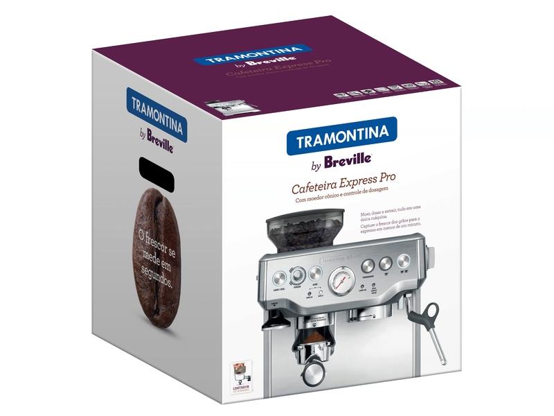 Cafeteira Express Pro Tramontina 220v 69066/012