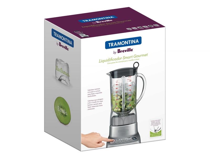 Liquidificador Smart Gourmet Tramontina 220v 69005/012
