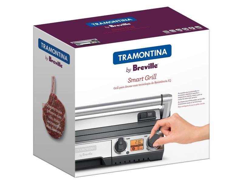 Smart Grill Tramontina 220V 69035/012