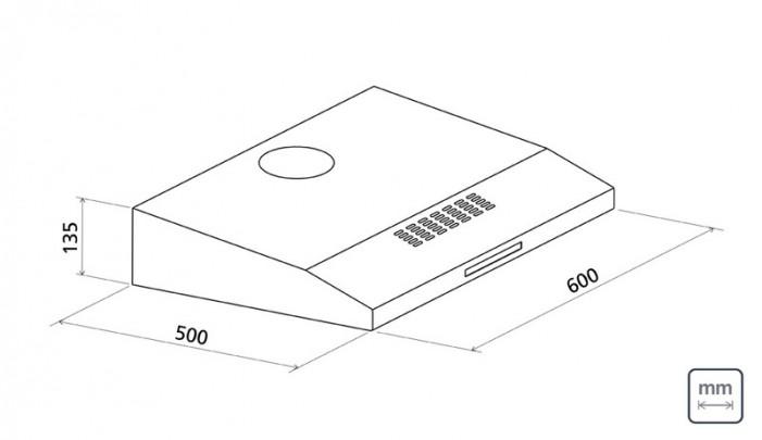 Depurador Aço Inox Compact 60 220V 94810/220 Tramontina