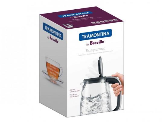 Chaleira Elétrica Transparenza Tramontina 127v 69090/011