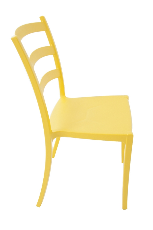Cadeira Nádia Amarela Tramontina 92034/000