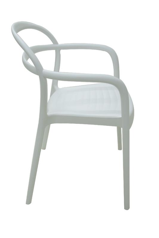 Cadeira Sissi Branca Tramontina 92045/010