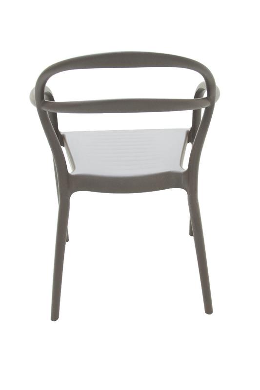 Cadeira Sissi Marrom Tramontina 92045/109