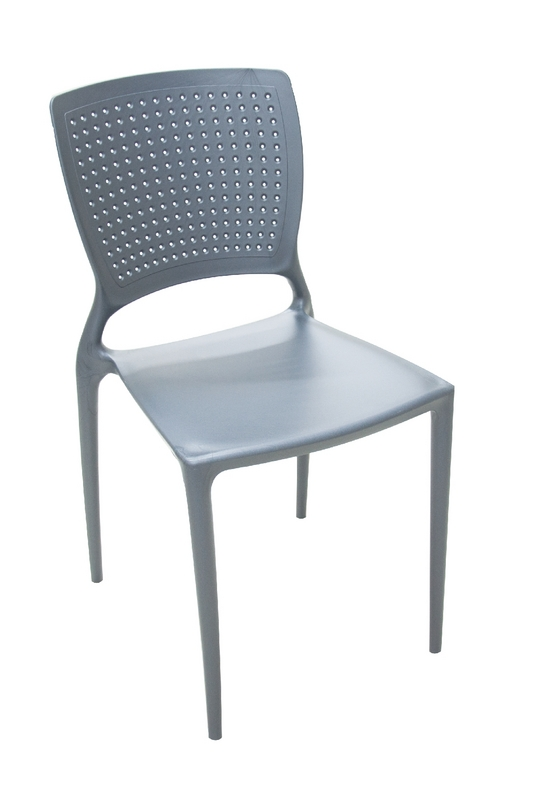 Cadeira Safira Grafite Tramontina 92048/007