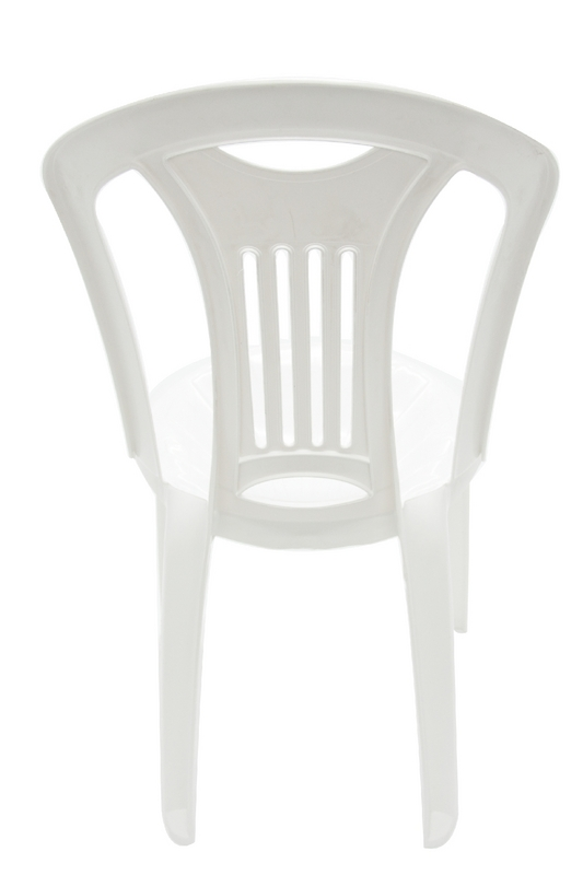 Cadeira Plastico Branca Caravelas 92017/010 Tramontina