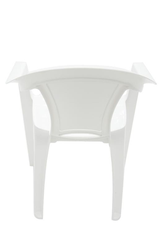 Cadeira Plastico Branca Itajuba 92223/010 Tramontina
