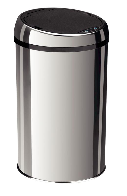 Lixeira Inox Alto Brilho Automática com Sensor 12 Litros Tramontina 94543/012