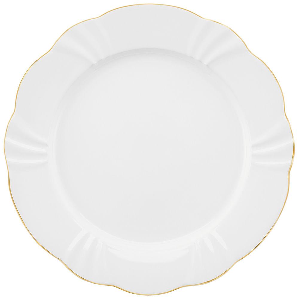 Aparelho de Jantar 30 Peças Soleil Victória Oxford