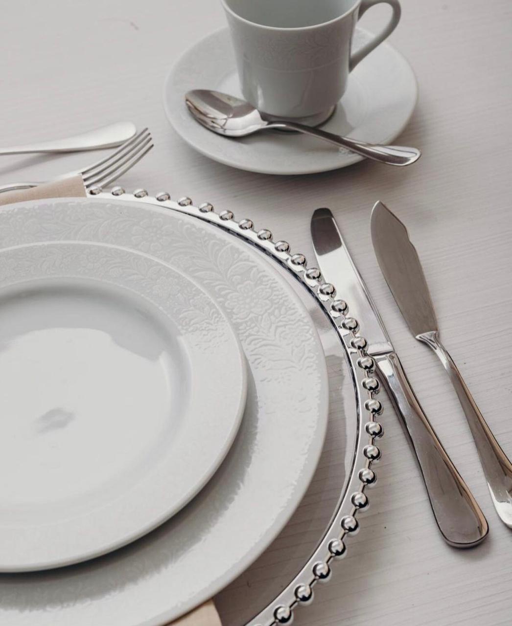 Aparelho De Jantar 42 Peças Noiva Schmidt