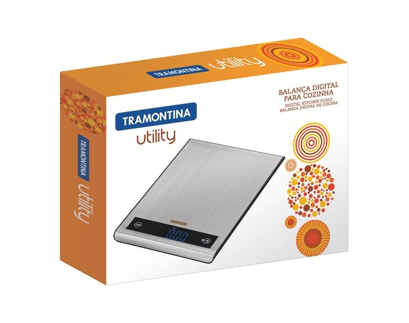 Balança Digital para Cozinha Tramontina 61101/000