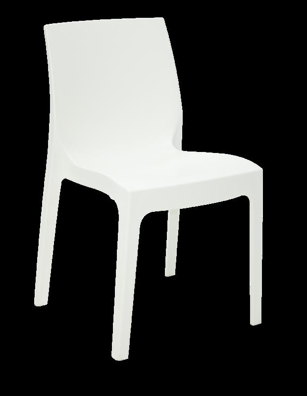 Cadeira Alice Branca Satinada Tramontina 92038/010