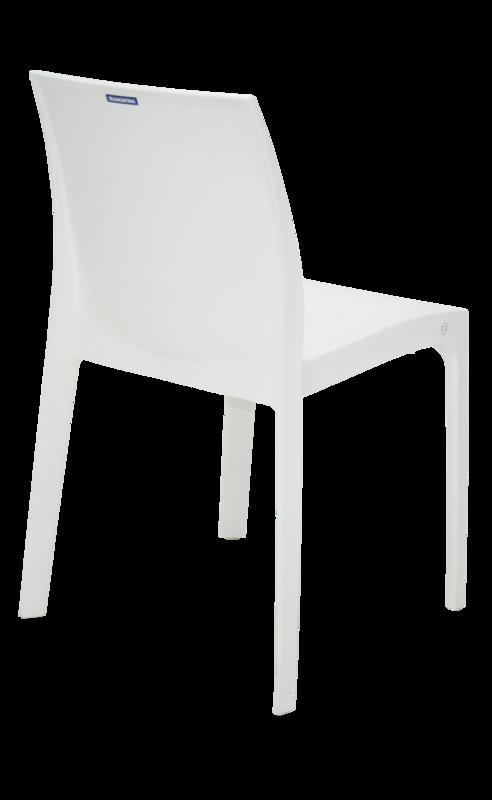 Cadeira ALICE Branca Tramontina 92037/010