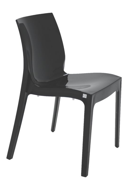 Cadeira ALICE Preta Tramontina 92037/009