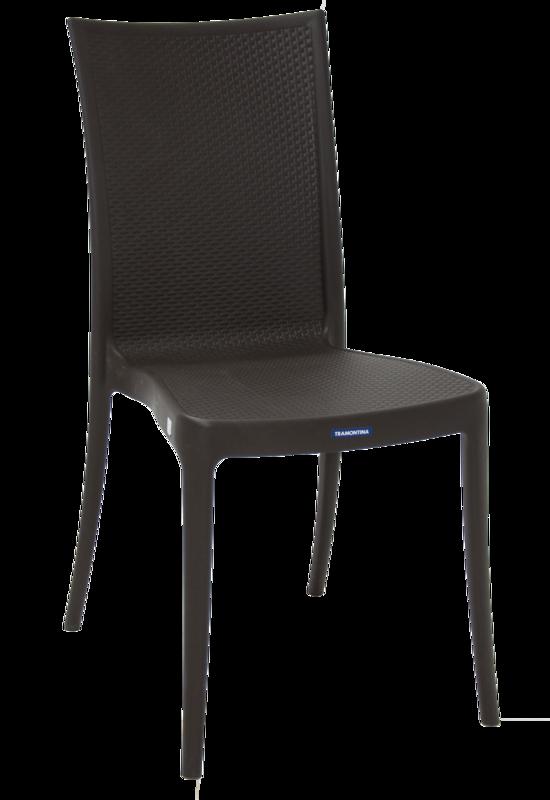 Cadeira Laura Ratan Marrom 92032/109 Tramontina