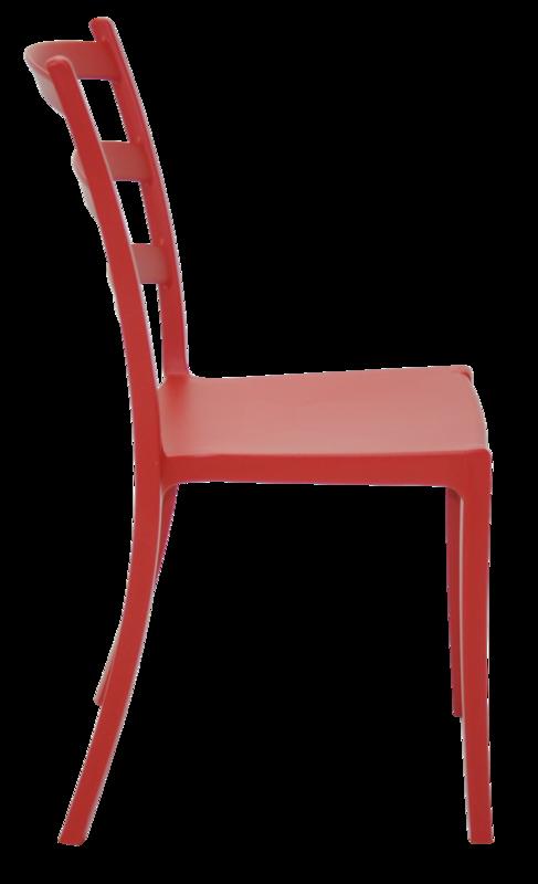 Cadeira Nádia Vermelha Tramontina 92034/040