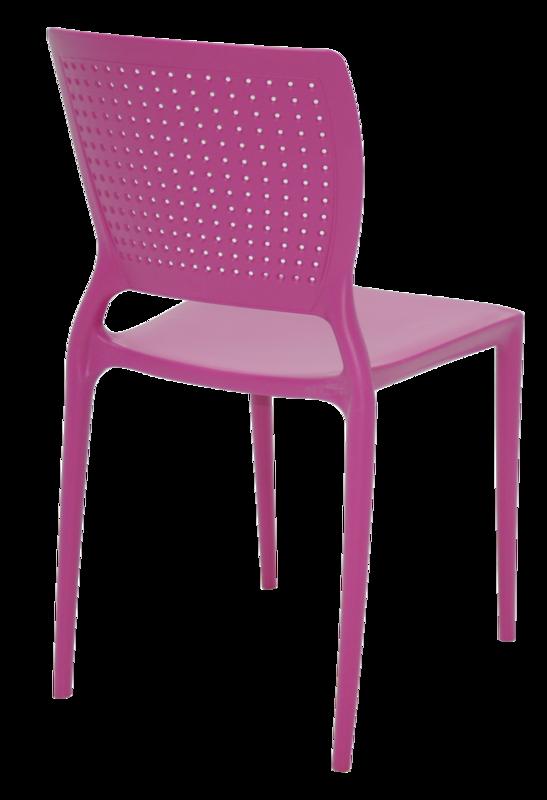 Cadeira Safira Rosa Tramontina 92048/060