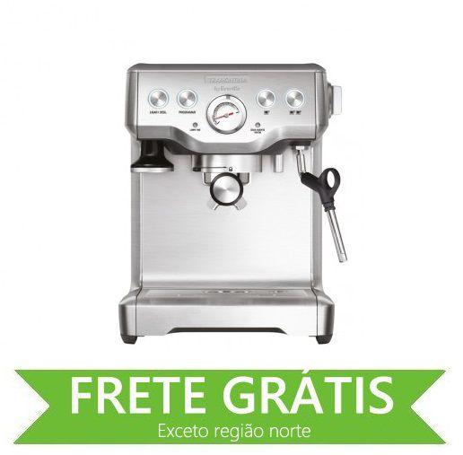 Cafeteira Elétrica Express em Aço Inox 1,8 L 127 V Tramontina by Breville 69065/011