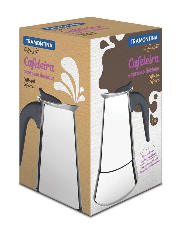 Cafeteira Expresso Italiana 0,35 Litros 61768/000 Tramontina