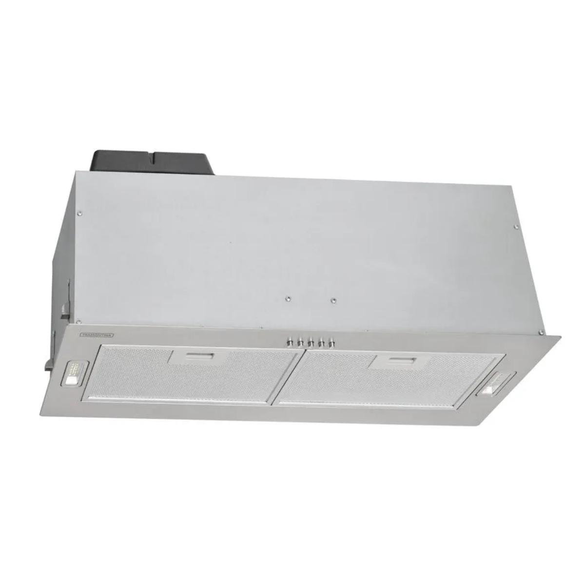 Coifa de Embutir 75 cm Aço Inox Incasso 220 V Tramontina 95800/016