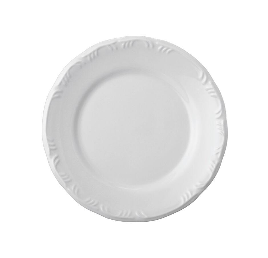 Conjunto de Pratos de Sobremesa 06 Peças Pomerode Schmidt
