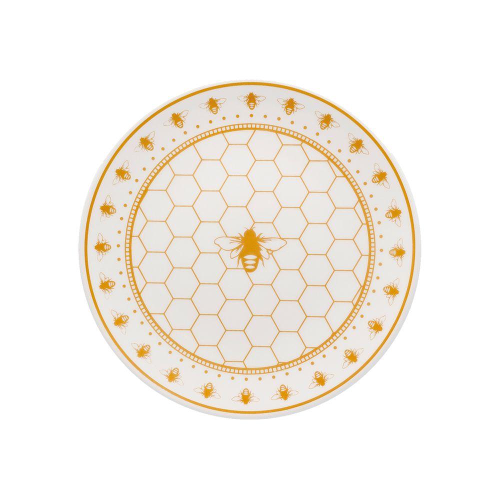 Conjunto Lanche 03 Peças Bee Happy Oxford