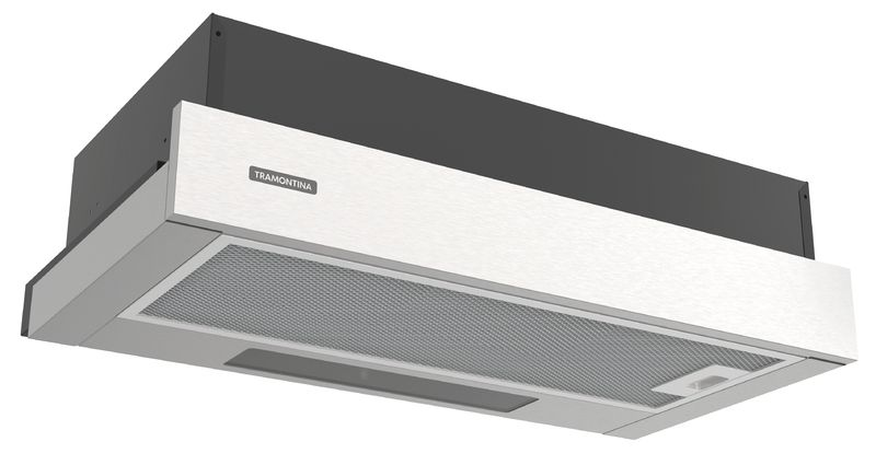 Depurador de Parede 60 cm Aço Inox Retrátil Slide 220 V Tramontina 94810/006