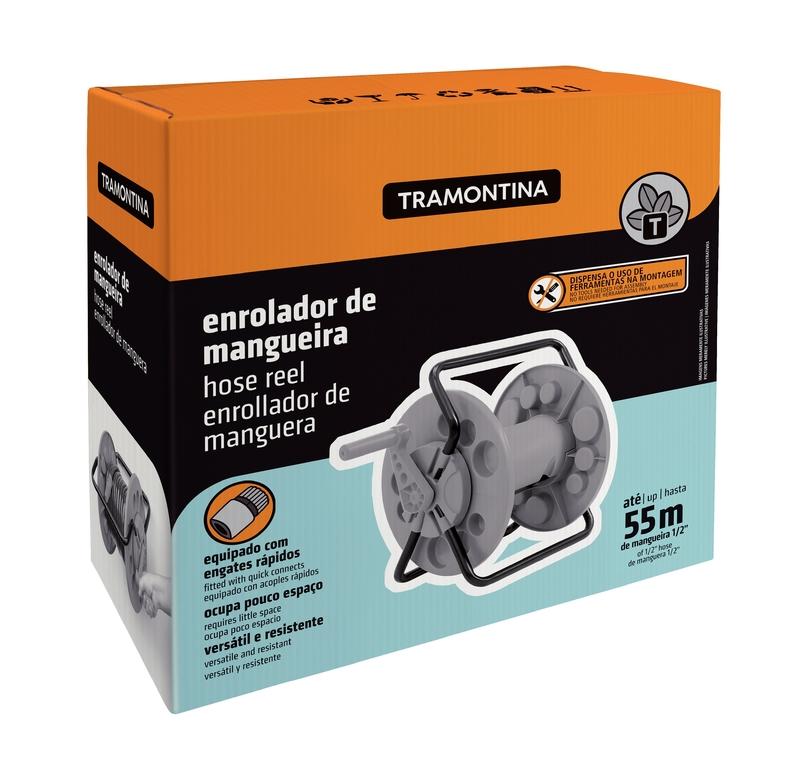 Enrolador de Mangueira Carretel Tramontina 78594/000