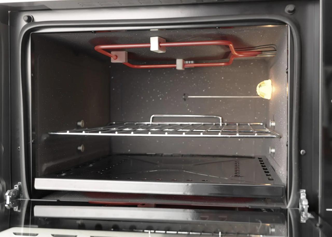 Forno Elétrico de Embutir Fit Line Frontal Inox 44 L 220 V Fischer
