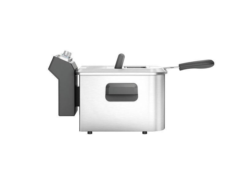 Fritadeira Elétrica Smart  220 V em Aço Inox 7 Funções 4 L Tramontina by Breville 69160/012