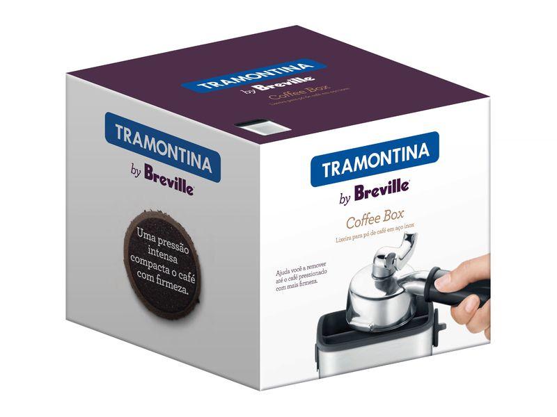 Lixeira para Pó de Café 0,5L Tramontina by Breville 69085/010