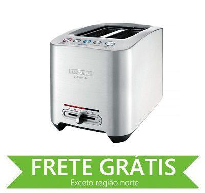 Torradeira Smart Prata 127v Tramontina 69045011