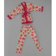 Pijama para Barbie - Pullip