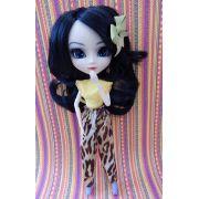 Conjunto de Calça e Blusa para Pullip / Barbie