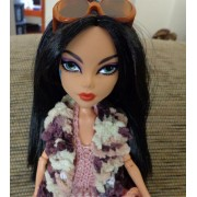 Colete para Monster high - Dal - Middie