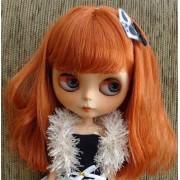 Colete peludo para dolls