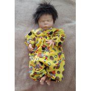 Macacão para bebê reborn  Prematuro Max Boy