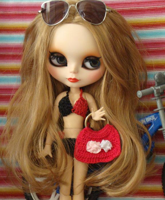 Kit de Bolsinhas para dolls  - CANTINHO DA MANDINHA