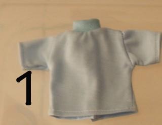 Camiseta de malha  - CANTINHO DA MANDINHA