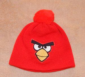 Touca Angry Birds para Bebê   ou Bebê Reborn   - CANTINHO DA MANDINHA