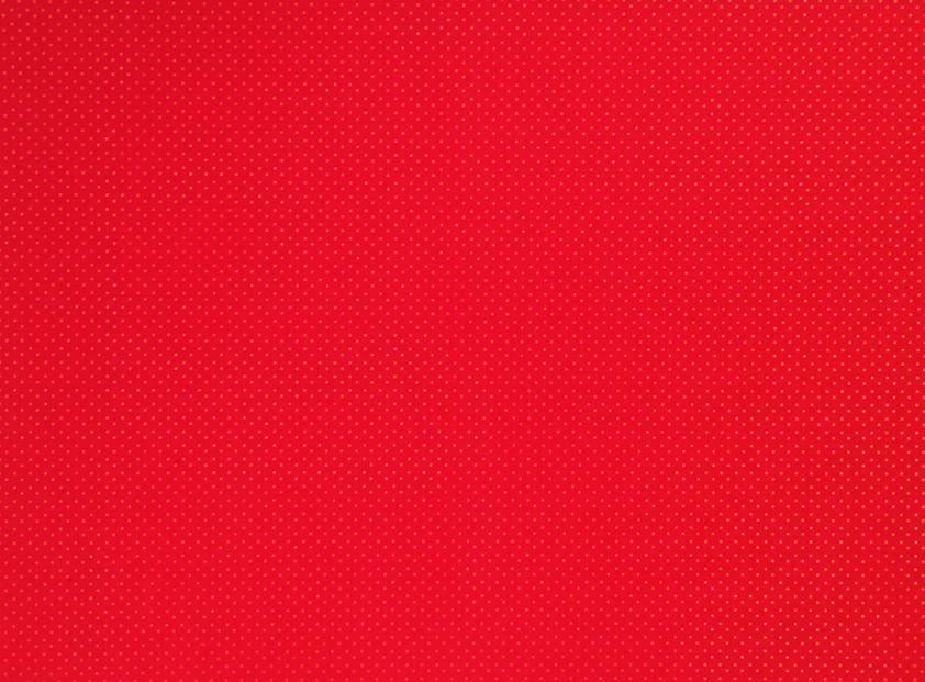 Placa de Bolinhas Pequena de 1mm Amarela Fundo Vermelho 40x60cm  - Brindes Visão loja